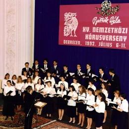 Debrecen 1992. március 20.